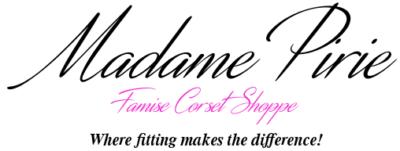 Madame Pirie Famise Corset Shoppe